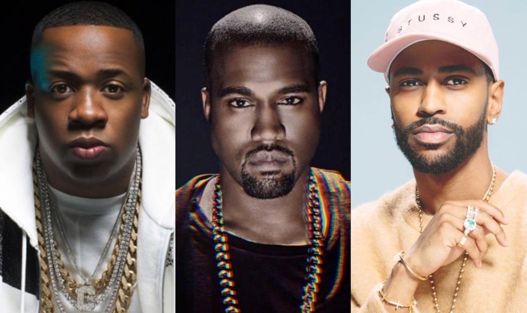 Yo Gotti Castro Kanye Sean