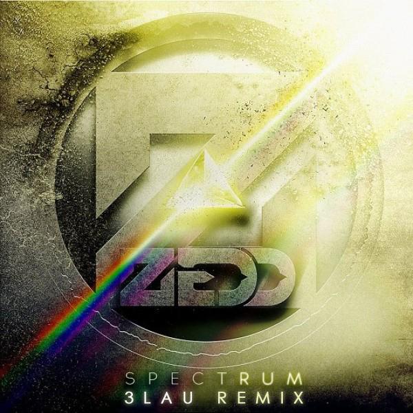 Zedd - Spectrum (3LAU Remix) : Big Room Progressive House Remix