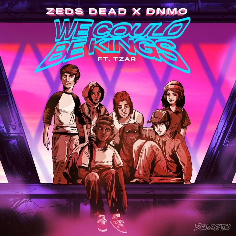 zeds dead dnmo artwork