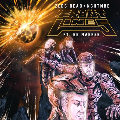 Zeds Dead NGHTMRE Frontlines