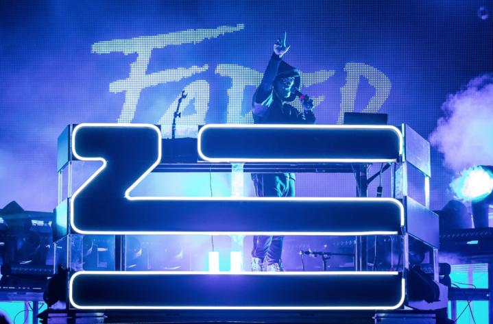 ZHU - Indigo Live Shot