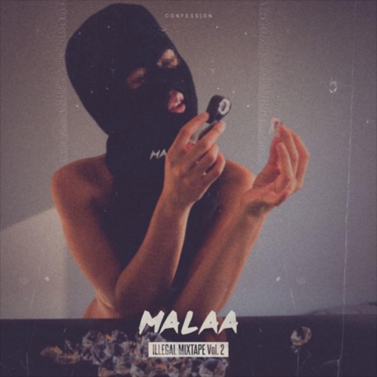 illegal mixtape cover