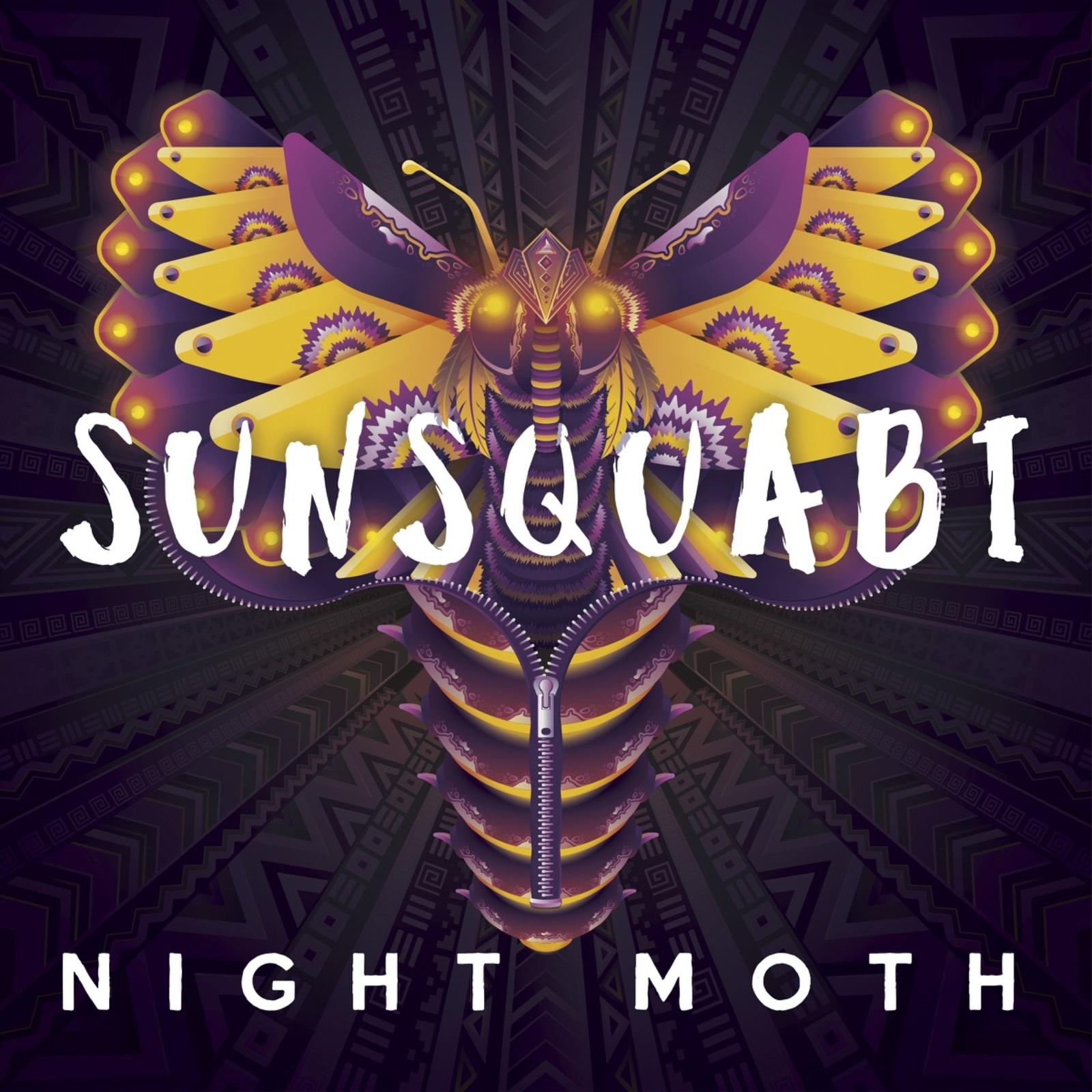 sunsquabi night moth art