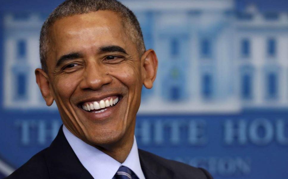 Barack Obama 2018
