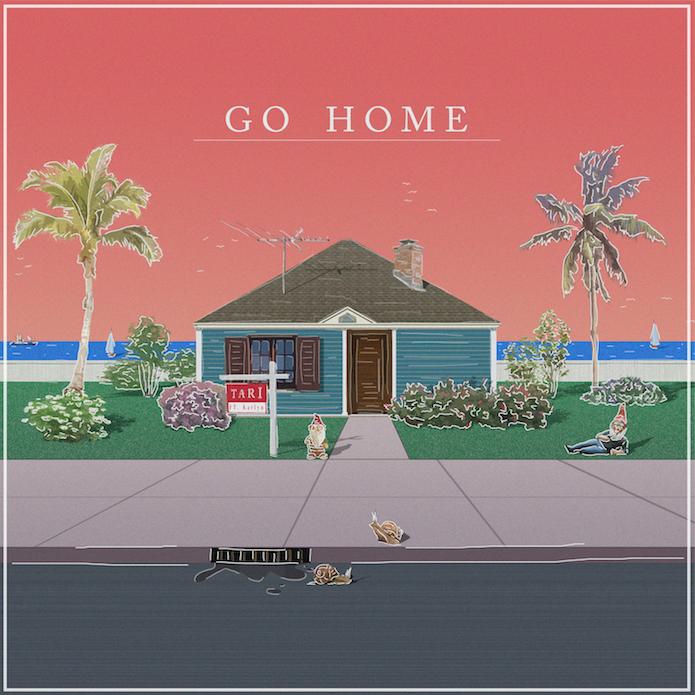 Tari Go Home Art