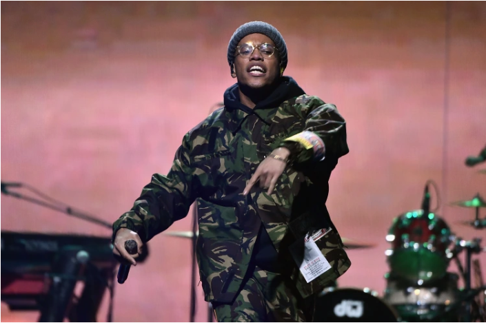 anderson paak red rocks