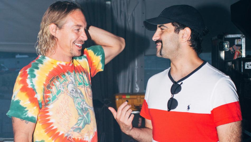 [Press pic] Valentino Khan + Diplo (c) Terry Beeman (Lollapalooza, FR)