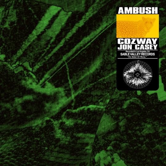 Cozway & JonCasey - Ambush Cover Art