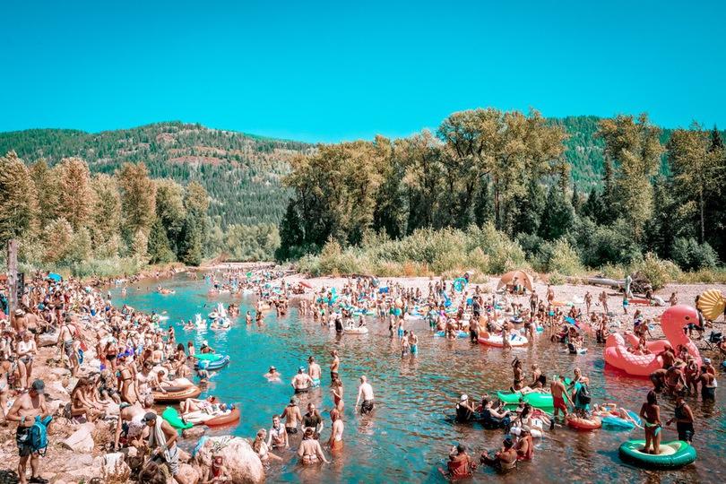 Shambhala River
