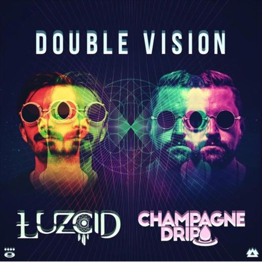 luzcid champagne drip