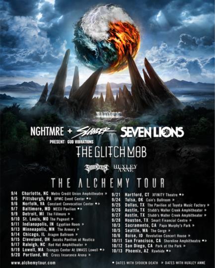 The Alchemy tour