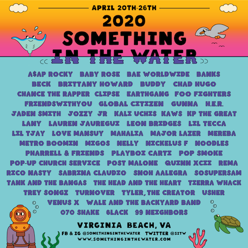 SITW 2020 Lineup