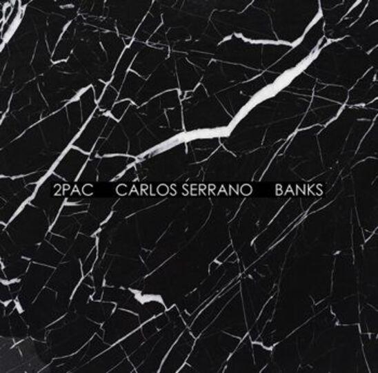 2Pac Banks THUGZ DROWNIG Carlos Serrano