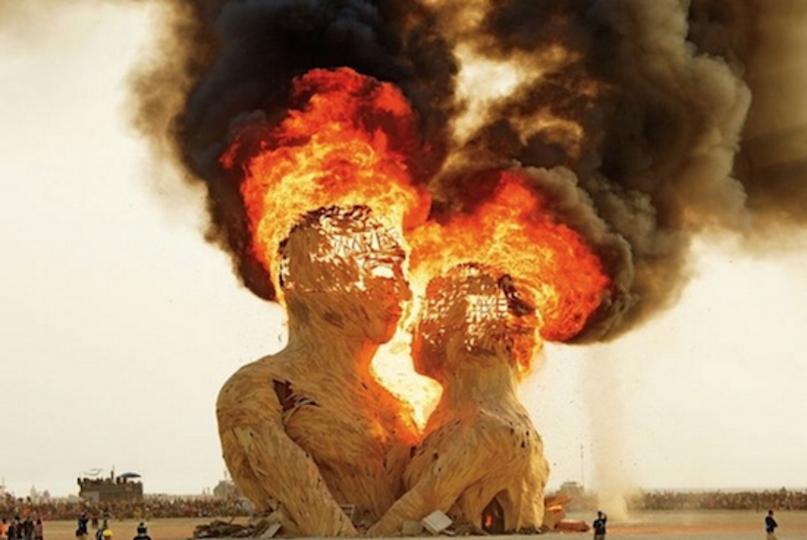 Burning Man Re