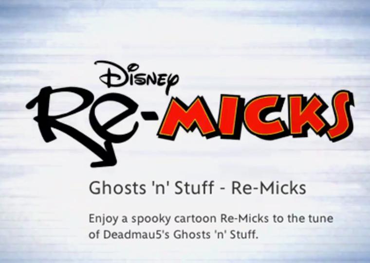 Disney-Deadmau5-Ghosts-N-Stuff-Remicks