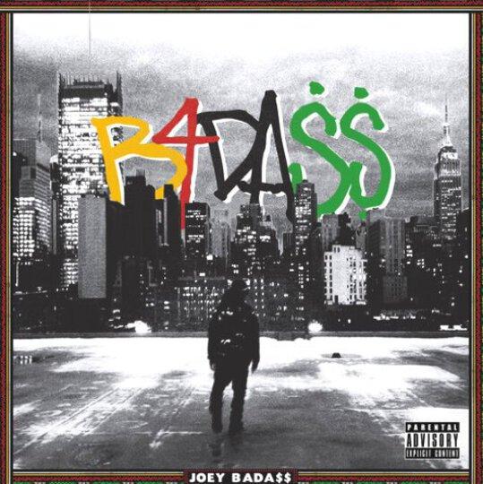 Joey Bada$$ B4DASS