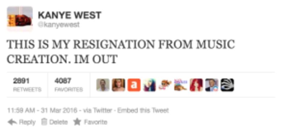 Kanye West rant tweet 12