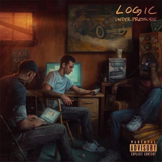Logic Album Cover