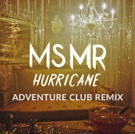 MS MR Hurricane Adventure Club