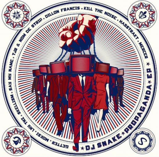 Propaganda RMX Art