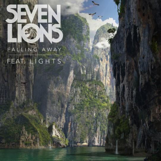 Seven Lions Falling Away