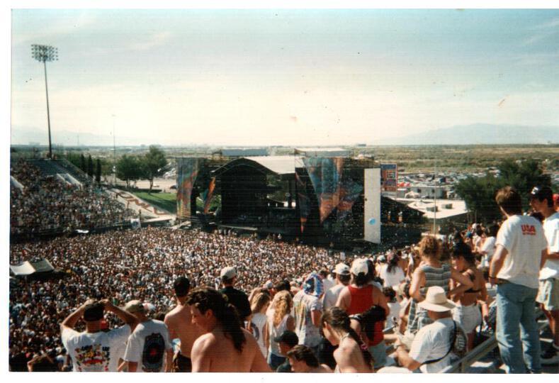 The Grateful Dead Soldier Field 1995