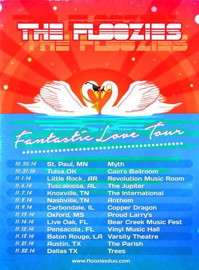 TheFloozies_FantasticLoveTour Dates copy