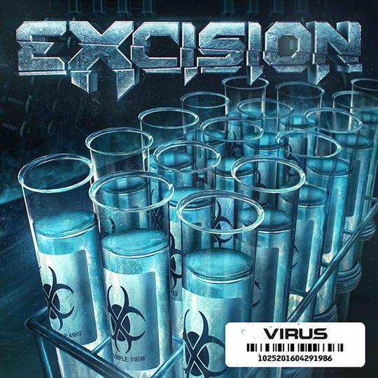 excision virus album art