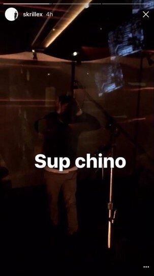 Skrillex / Chino