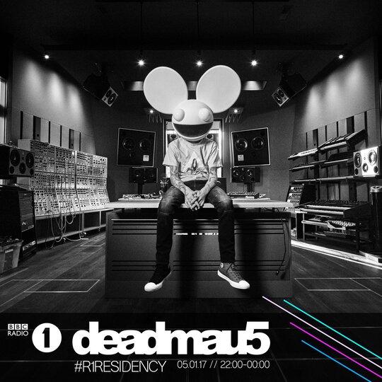 deadmau5 bbc radio 1 residency