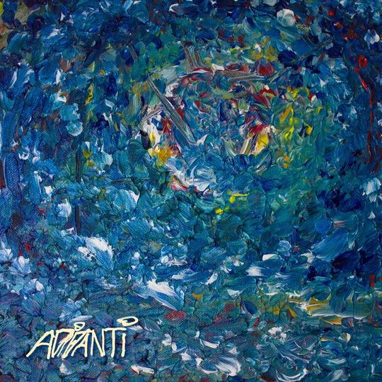 Adibanti flew the coop artwork