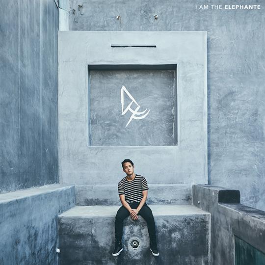 I Am The Elephante EP Cover Art