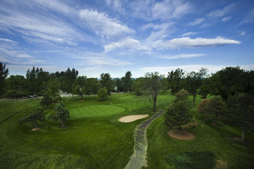 Overland Park Gold Course, Denver