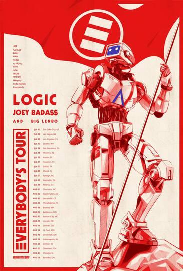 Logic Garbage Poster