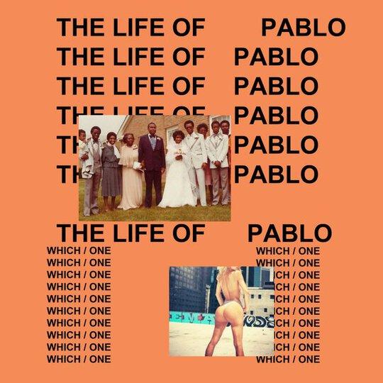 Kanye West TLOP