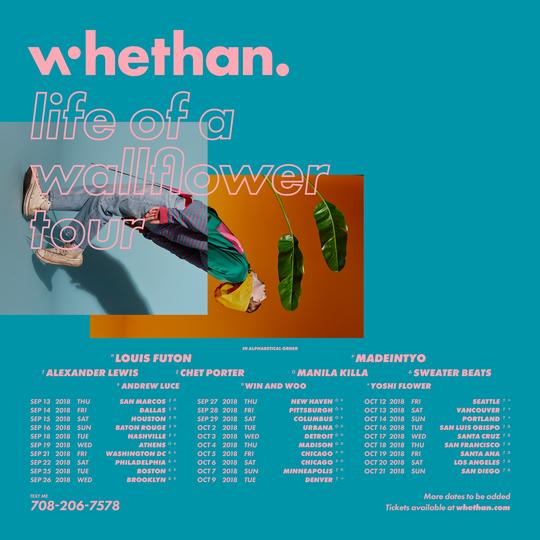 whethan tour