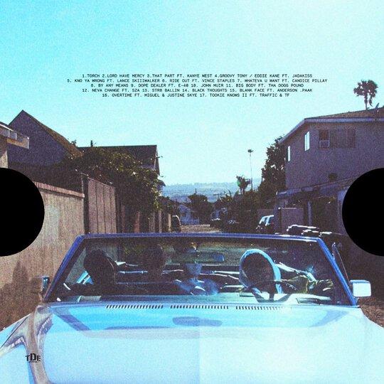 ScHoolboy Q Blank Face LP
