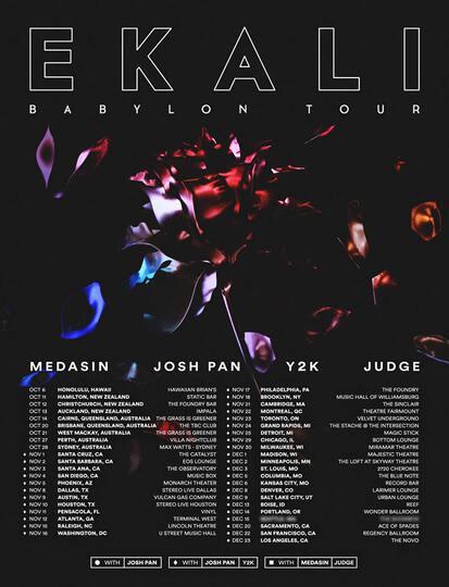 Ekali Babylon Tour