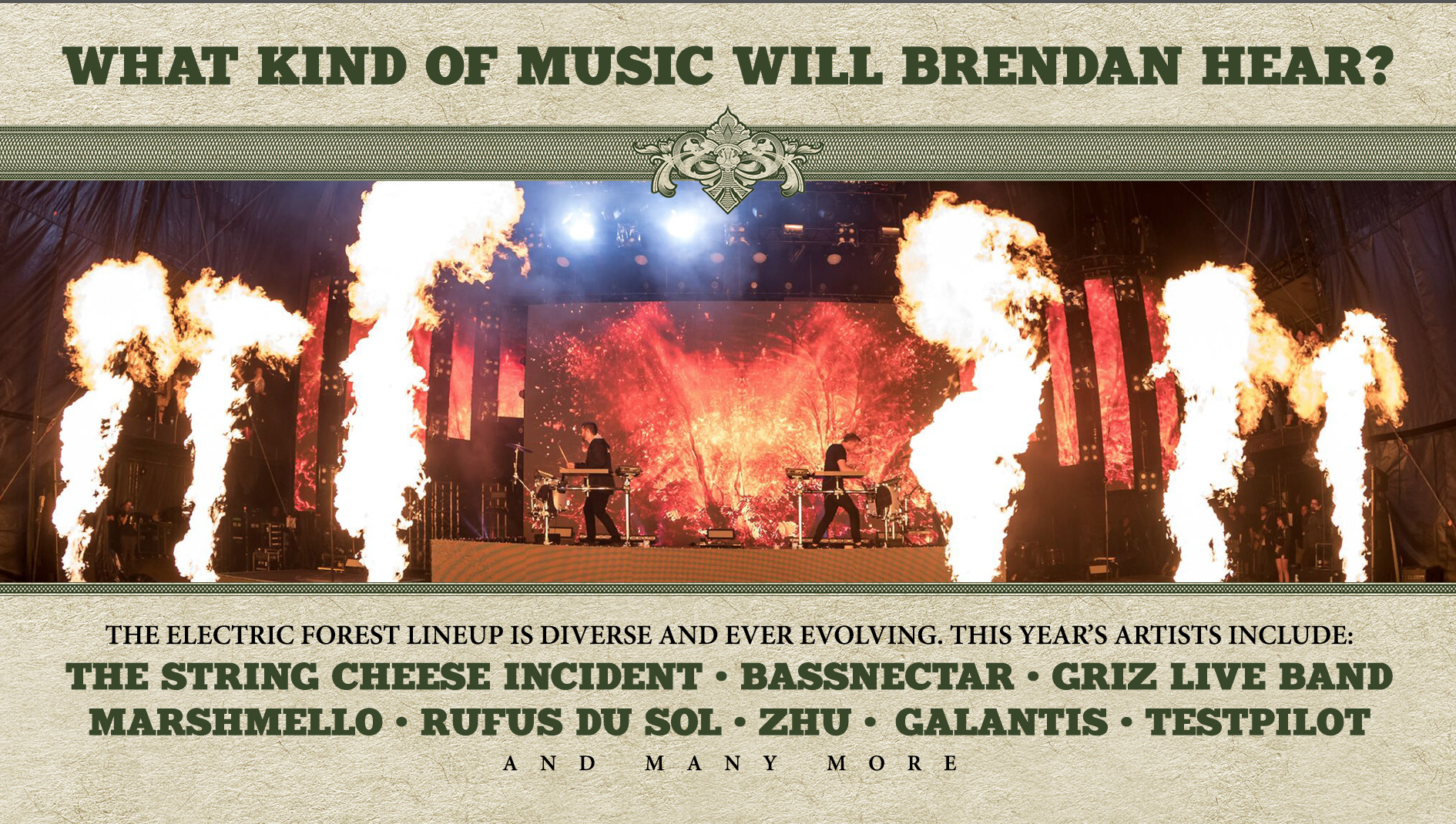 Electric forest powerpoint 4