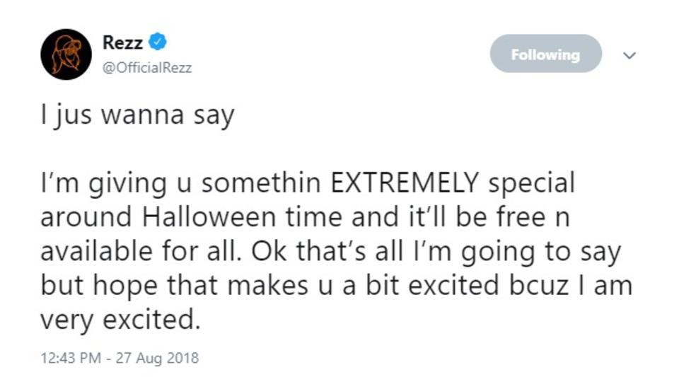 rezz tweet 1