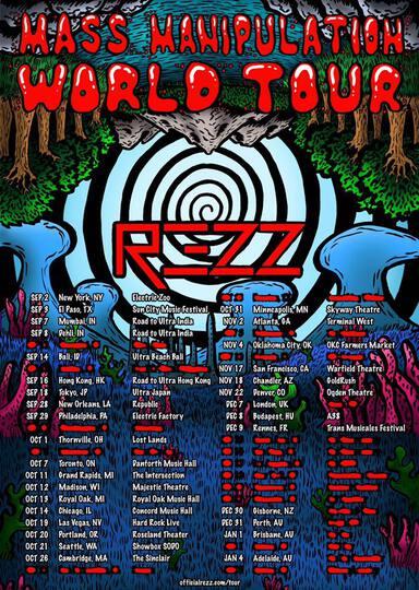 Rezz Tour