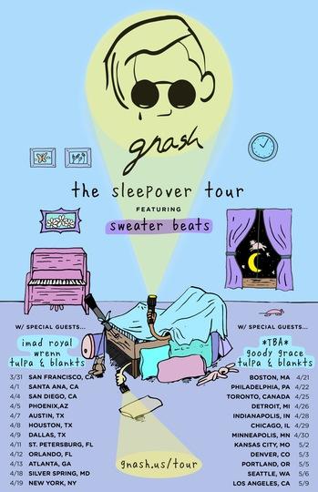 Sweater Beats Tour