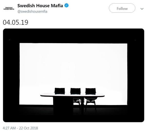 swedish house mafia press conference teaser