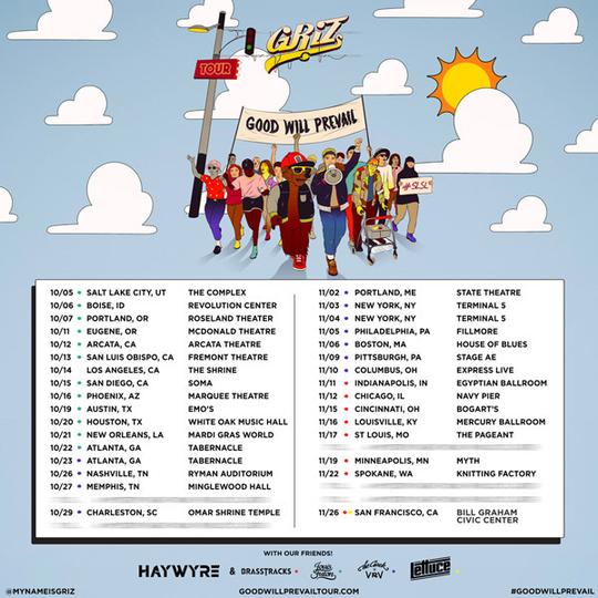 Griz Tour