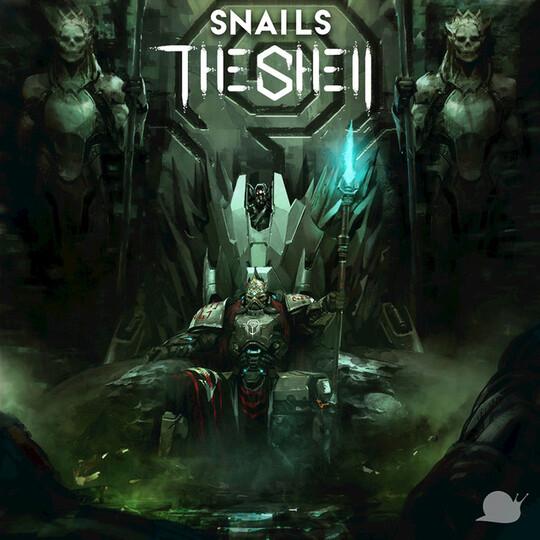 Snails The Shell Art