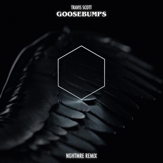 Travis Scott - Goosebumps (NGHTMRE Remix) [Cover Art]