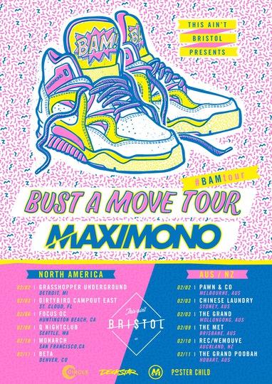 Maximono tour