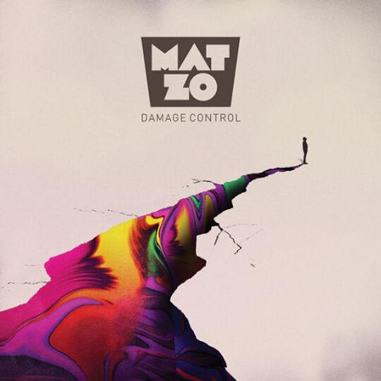 Mat Zo 'Damage Control' Album Artwork