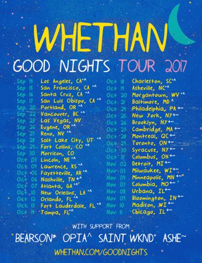 Whethan Good Nights Tour