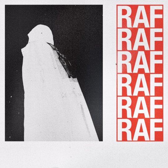 A$AP Rocky RAF Artwork